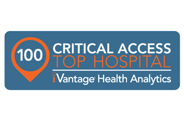 logo for award critical access