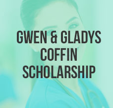 gwen and gladys coffin scholarship